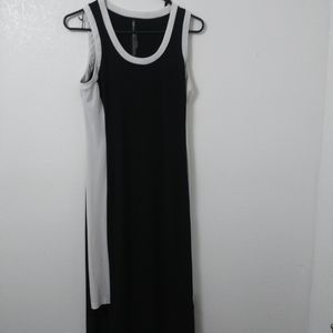Black and White Marc New York Andrew dress